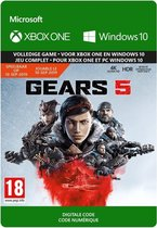 Gears 5 - Standard Edition - Xbox One / Windows 10 Download
