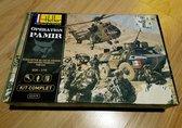 Heller Operation Pamir 1:72 Kit en kleur