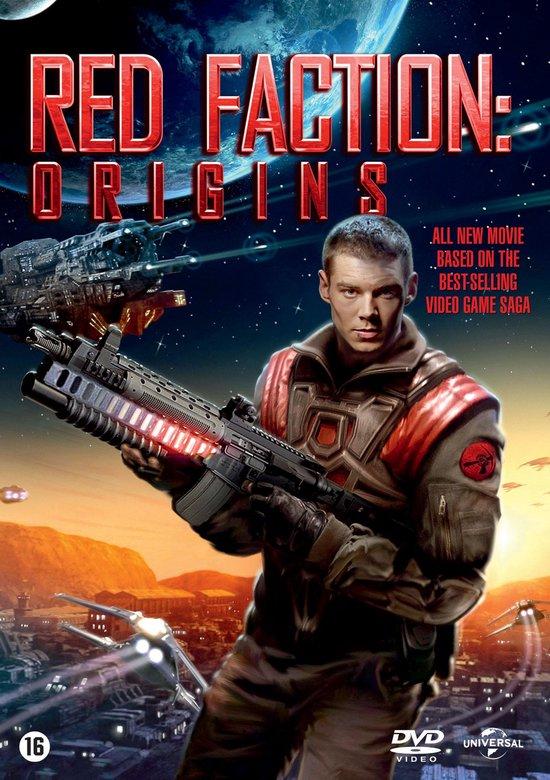 Cover van de film 'Red Faction:Origins'