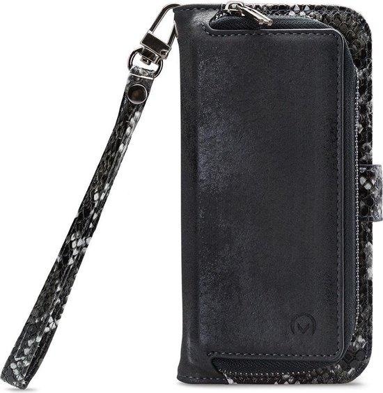 Shop4 iPhone X Hoesje Uitneembare Portemonnee Case Licht Roze Roze