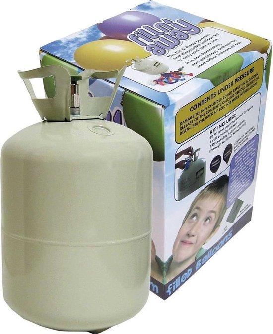 Helium cylinder voor 30 ballonnen