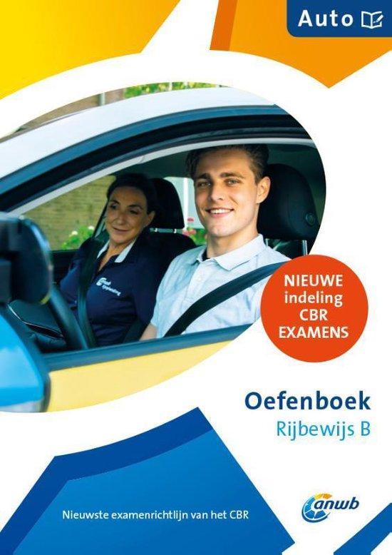 ANWB rijopleiding - Oefenboek Rijbewijs-B Auto - none | Fthsonline.com