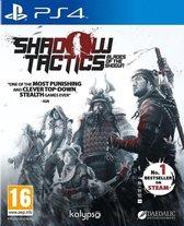 Sony Shadow Tactics: Blades of the Shogun, PS4 video-game PlayStation 4 Basis