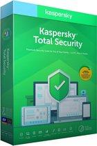 Kaspersky Total Security 2020 - 12 maanden/3 appar