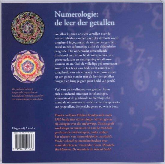 Numerologie in woord, beeld en getal - D. Hüsken |