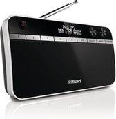 Philips AE5250 - DAB+ Radio - zwart