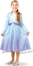 RUBIES FRANCE - Klassieke Elsa Frozen 2 outfit voor meisjes - 110/116 (5-6 jaar) - Kinderkostuums