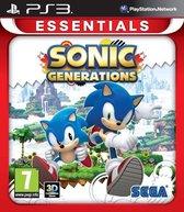 Sonic Generations UK