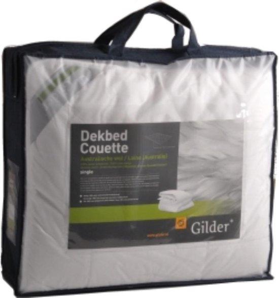 Gilder Dekbed 100% Wol 240x200 4-seizoenen