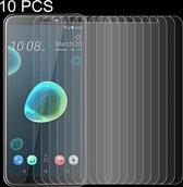 Let op type!! 10 stuks 0 26 mm 9H 2.5D getemperd glas Film voor HTC Desire 12 +