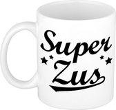 Super zus tekst cadeau mok / beker - 300 ml