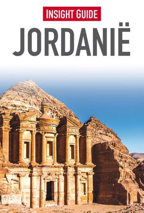 Insight guides - Jordanië - Frances Linzee Gordon  