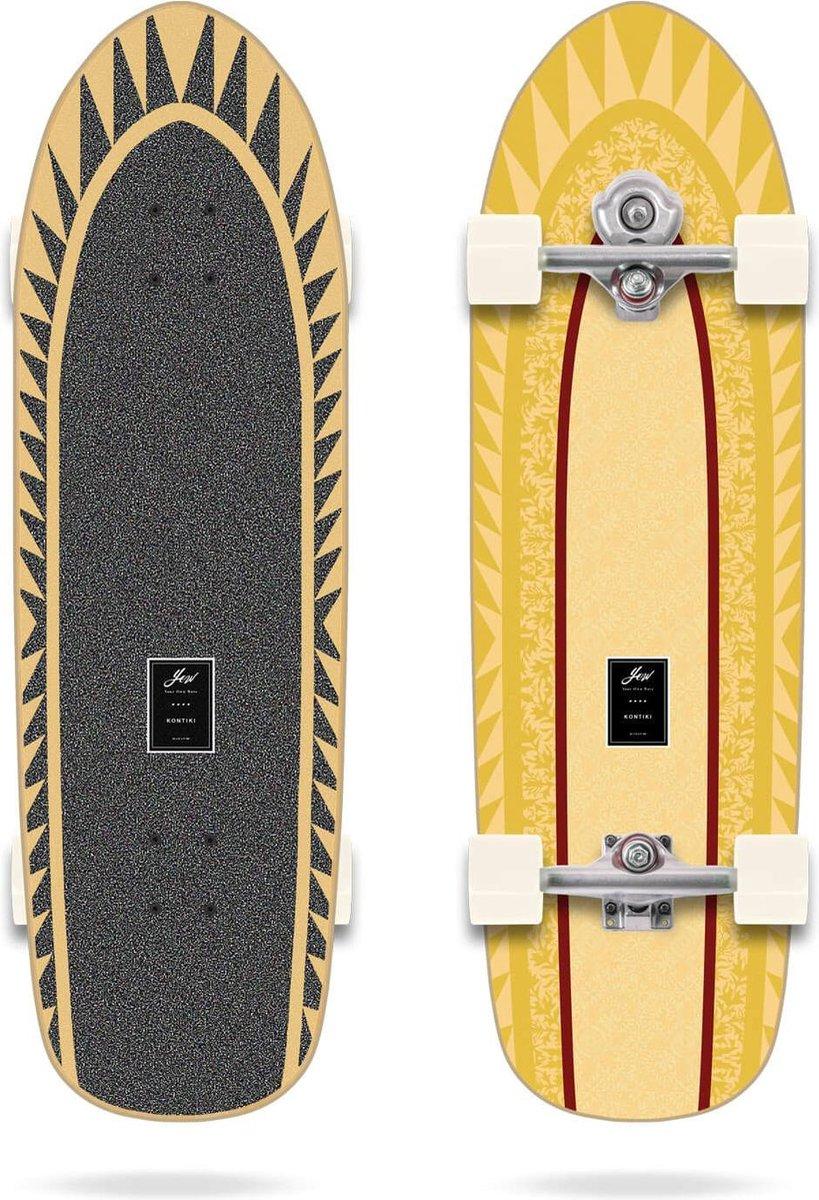 YOW Kontiki surfskate 34