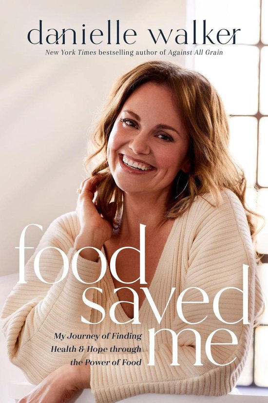 Omslag van Food Saved Me