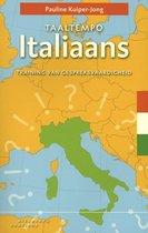Taaltempo Italiaans - training van gespreksvaardigheid