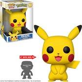Funko! POP - 25cm Pokemon - Pikachu (31542) - Bonte Kleuren