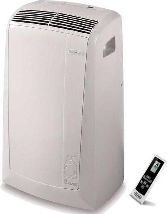 De'Longhi PAC N77 ECO - Mobiele Airco - Wit