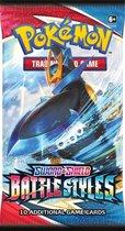 POKEMON TCG Sword & Shield Battle Styles BO
