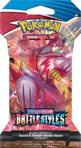 Afbeelding van Pokémon Sword & Shield Battle Styles Sleeved Booster - Pokémon Kaarten