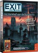 EXIT - Het kerkhof van de duisternis Breinbreker