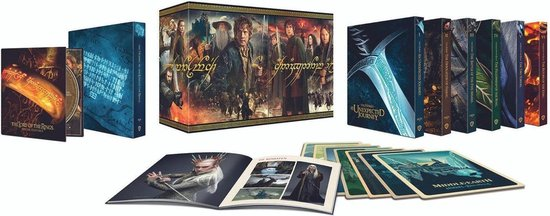 Middle Earth Collection (4K Ultra HD Blu-ray)