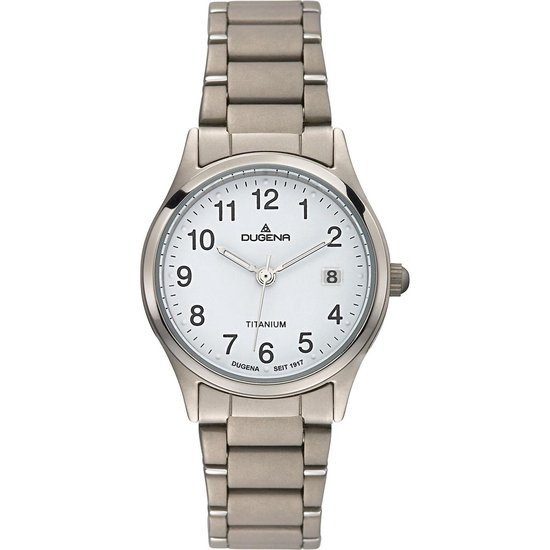 Dugena Dames horloge analoog quartz One Size 85495771