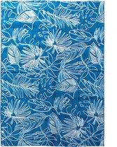 Alice's Garden Buitentapijt - binnen/buiten - Polypropyleen - 160x230 - Donker turquoise