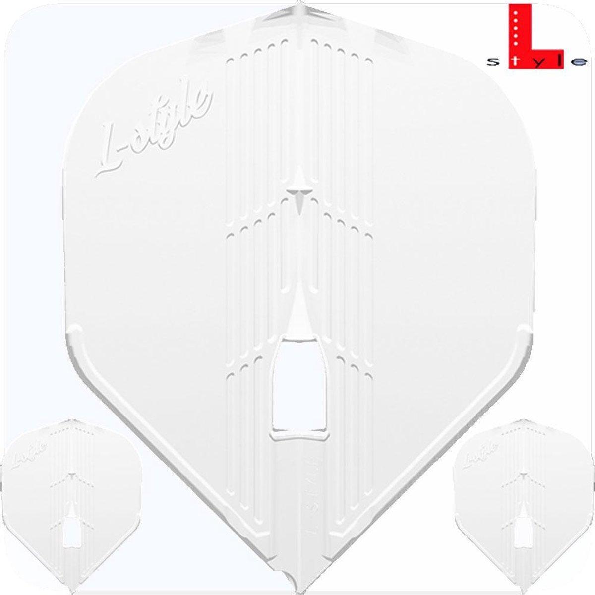 L-Style Champagne Flight Kami L1 Standard White