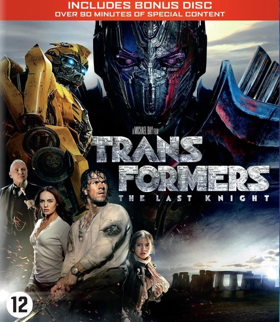 Transformers 5; The Last Knight
