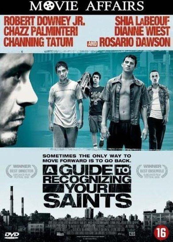 Cover van de film 'A Guide To Recognizing Your Saints'