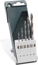 Bosch Boorset houtboor zeskantschacht set - 3 mm
