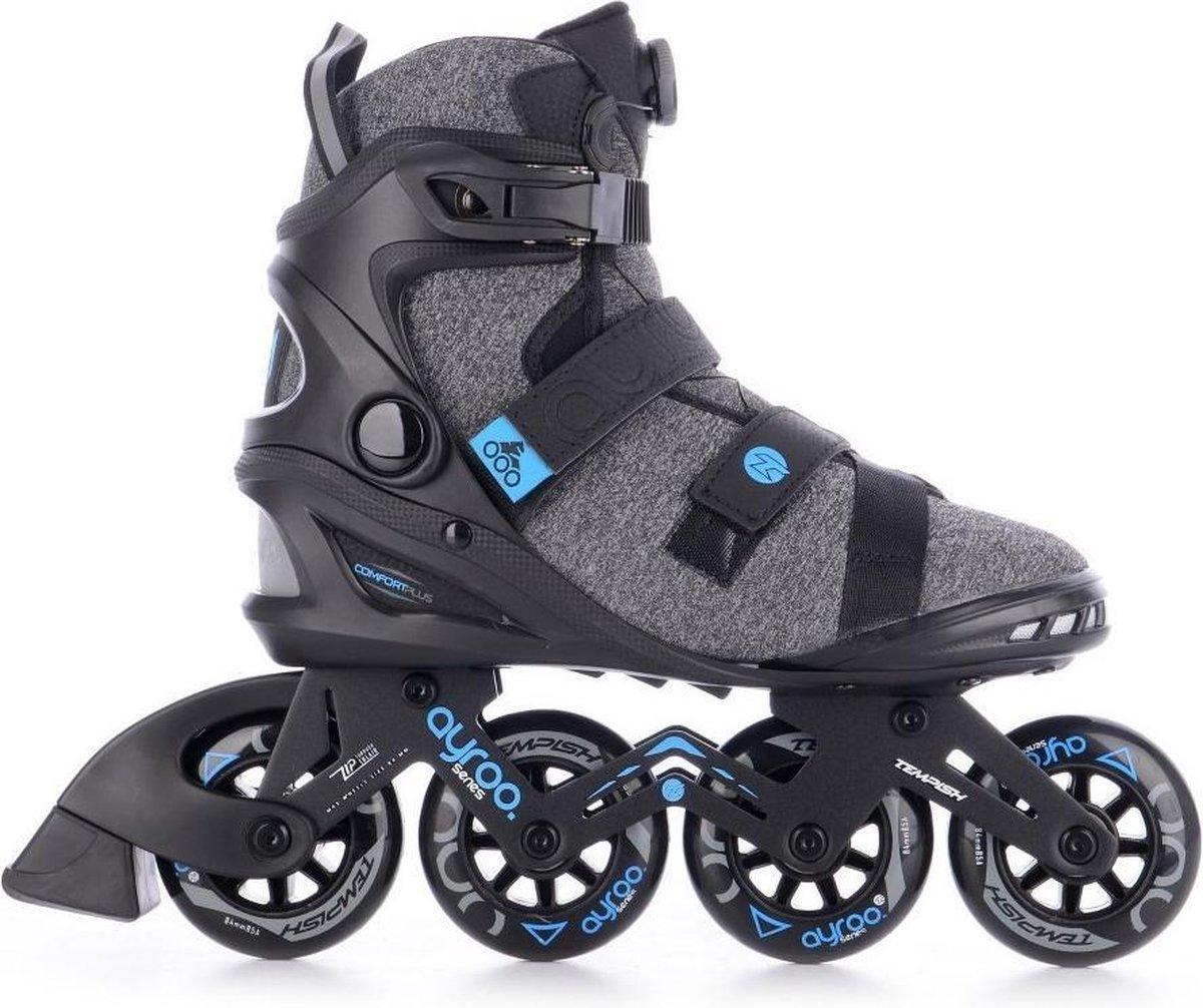 Tempish Ayroo top 84 inline skates black/blue