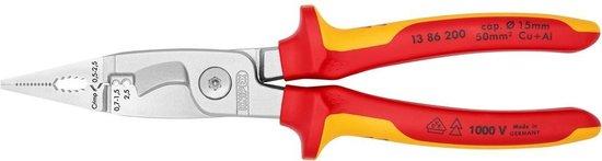 Knipex Elektro installatietang VDE 1386 - 200mm