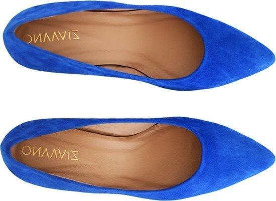 Zivaano - Blauwe Pumps- Maat 43 sz5QtY