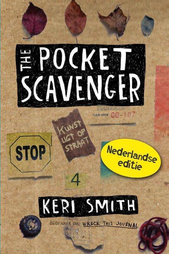 The pocket scavenger - Keri Smith | Readingchampions.org.uk