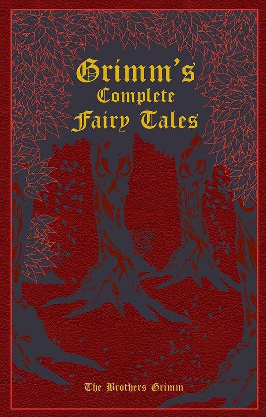 Boek cover Grimms Complete Fairy Tales van Jacob And Wilhelm Grimm (Onbekend)