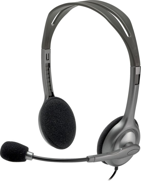Logitech H111 - Stereo Headset