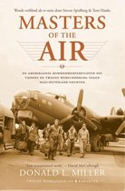 Boek cover Masters of the Air van Donald L. Miller