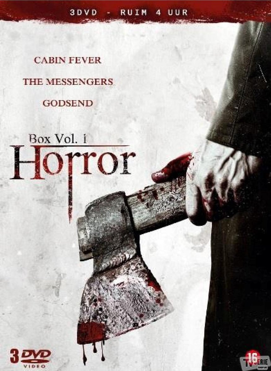 Box Vol Horror 1 - Movie