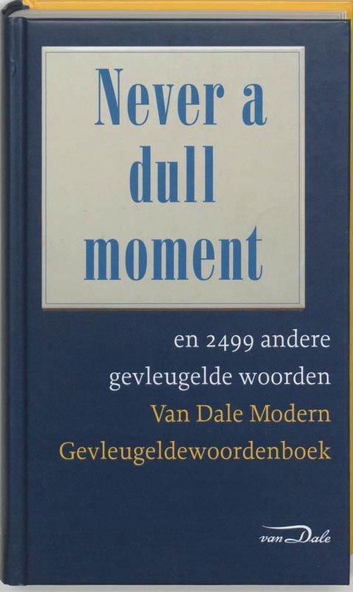 Van Dale Modern Gevleugeldewoordenboek - Van Dale   Fthsonline.com