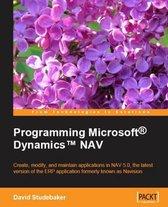 Programming Microsoft (R) Dynamics (TM) NAV
