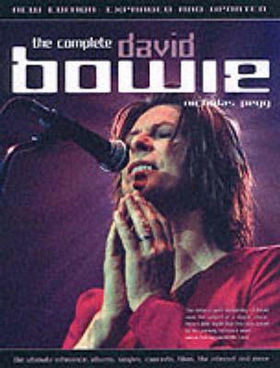 Boek cover The Complete David Bowie van Nicholas Pegg (Paperback)