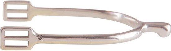 BR Knopsporen Heren RVS 20 mm