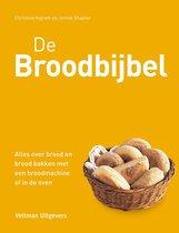 Boek cover De broodbijbel van Christine Ingram (Hardcover)