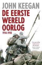 Boek cover De eerste wereldoorlog van John Keegan
