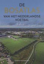 Boek cover Bosatlas van het Nederlandse voetbal van Diverse auteurs (Hardcover)