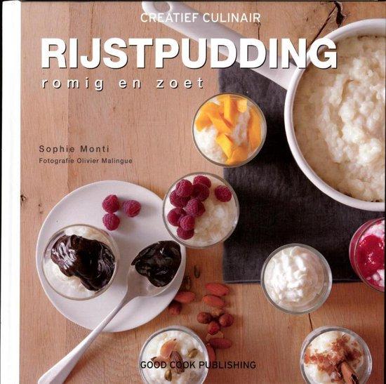 Creatief Culinair - Rijstpudding - Sophie Monti |