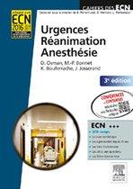Boek cover Urgences-Réanimation-Anesthésie van Marie-Pierre Bonnet (Onbekend)