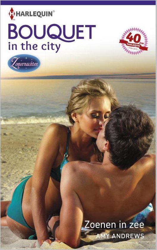 Zoenen in zee - Bouquet In the city 365A - Amy Andrews pdf epub