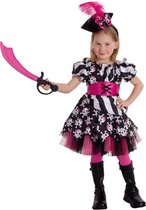 Abigail the Pirate - Kostuum Kind - Maat 116/128